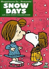 The Peanuts, Peanuts - Happiness Is Peanuts: Snow Days [New DVD] Full Frame