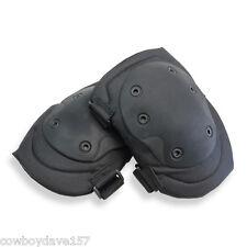 BlackHawk Hellstorm Tactical Knee Pads Black 808300BK  V.2 Authentic