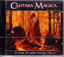 Cantara Magica - A voyage into Gothic mysteries Vol.1 CD Neuware