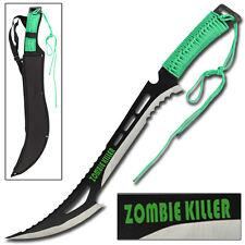 Renegade Zombie Apocalypse  Killer Machete Sword