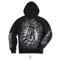 OGABEL OG Abel Till Death Do Us Part Tattoo Skeleton Hands Men Sweatshirt Hoodie