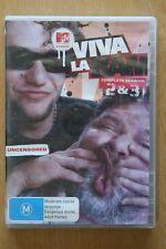 Viva La Bam : Season 2-3 (DVD, 2006, 3-Disc Set)     Preowned (D211)