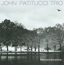 Remembrance by John Patitucci CD CONCORD JAZZ EXCELLENT