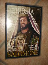 DVD LE STORIE DELLA BIBBIA SALOMONE 1° PARTE NUOVO