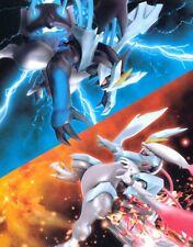 Japanese Pokemon BW Black & White KYUREM Mini Card Album BRAND NEW IN STOCK!