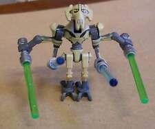 Lego Star Wars General Grievous ( Clone Wars ) Figur mit 4 Laserschwertern Neu