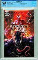 Venom #25 - Comics Elite Derrick Chew Exclusive - CBCS 9.8!