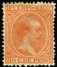 PUERTO RICO 100* ALFONSO XIII