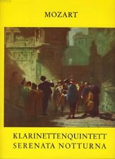 Mozart Clarinet Quintet, Serenata notturna   Kußmaul Quartet   Wendelin Gärtner