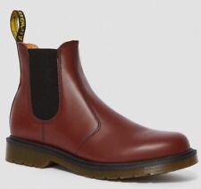 Dr Martens 2976 Smooth Cherry Red Chelsea Boot *BNIB*