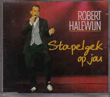 Robert Halewijn-Stapelgek Op Jouw cd maxi single