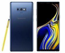 Samsung Galaxy Note 9 - 512GB - Ocean Blue (Dual SIM)