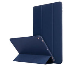 CUSTODIA Integrale SMART COVER per Apple iPad PRO 9.7 SUPPORTO Blu