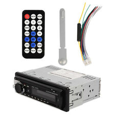 1 Din In-Dash CD Car Player USB MP3 Stereo Audio Receiver Bluetooth