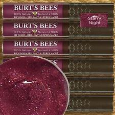 Burt's Bees Lip Gloss STARRY NIGHT 6ml 100% natürliche Naturkosmetik Lippenpfleg