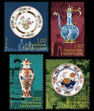 Liechtenstein 2014 Chinees porcelein   postfris/mnh