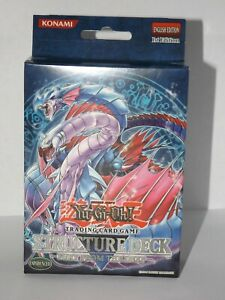 Yu-Gi-Oh TCG Fury from the Deep Structure Deck 1st Edition New & Sealed