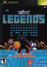 Taito Legends - Original Xbox Game