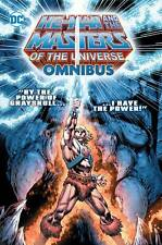 HE-MAN & THE MASTERS OF THE UNIVERSE OMNIBUS HARDCOVER DC Comics HC SRP $150