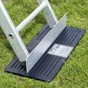 """Rojak Ladder Stopper Safety Device 18"""" & 24"""" Stops Slip & Flip"""