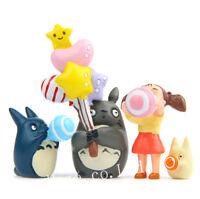 Studio Ghibli My Neighbor Totoro ResinFigure Figurine Model Kids Toy Collection