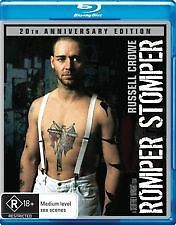 ROMPER STOMPER BLU RAY - NEW & SEALED RUSSELL CROWE 20th ANNIVERSARY EDITION