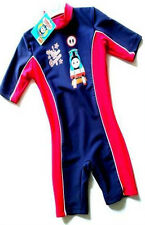 12-18M Baby Boys Thomas Tank Engine UV sun protection surfsuit swimsuit sunsuit