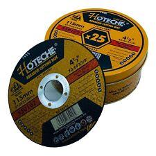 Disco Abrasivo da taglio per ferro smerigliatrice 115 1,0X22,23MM kit con 25 pz