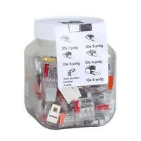 ViD Steckklemmen I Verbindungsklemmenmix C2073 Box 0,5 - 2,5 mm² 100 Stück