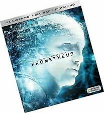Prometheus [New 4K UHD Blu-ray] NEW, FREE SHIPPING