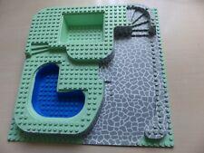 Lego 3D Platte Bauplatte 6092 aus Set 6416 Poolside Paradise **TOP**