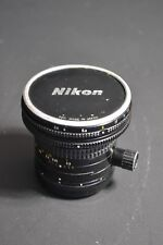 Nikon PC Nikkor 28mm 1:3.5 Perspective Control Shift Lens