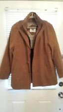 HIGH END GIORGIO ARMANI DOUBLE LINED MEN COAT SIZE L-XL PRE OWNED