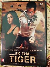 EK THA TIGER DVD - SALMAN KHAN, KATRINA KAIF - BOLLYWOOD MOVIE SPECIAL EDITION