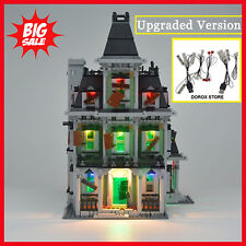 Upgrade LED Light Kit for LEGO 10228 Monster Fighters Haunted House Lighting Kit