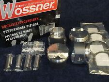 4x Kolben Schmiedekolben VW 1,8 16V KR 12,7:1 Wössner  83,50 mm Sauger