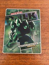 Lot of 7 Steelbook Blu-Ray Universal Hulk Paul Scott Pilgrim Doom Pitch Black
