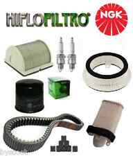 Kit Révision pr Yamaha 500 T-MAX 01/07 filtre à air huile bougie courroie galets