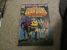 GUARDIANS OF THE GALAXY 1ST EVER APPEARANCE MARVEL SUPER-HEROES #18 RARE!!!