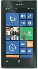 NEW Nokia Lumia 520 - Black (Unlocked) GSM 3G WiFi Windows Touch Smartphone