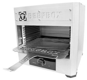 E-BEEFBOX 850°C Oberhitzegrill für perfekte Steaks, Pizza, Burger u.v.m.