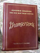 Special Price! GRANGER BAMBOO FLY ROD HC DeLuxe Ed. BOOK by Sinclair