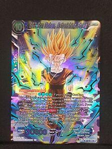 SS2 Son Gohan, Astonishing Strike SR Dragon Ball Super Card Game