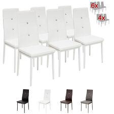 6 X Esszimmerstühle DIAMOND   Weiss   Esszimmerstuhl Küchenstuhl Stuhl  Stühle