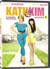 Kath & Kim . The Complete Season 1 . Molly Shannon Selma Blair . 2 DVD . NEU