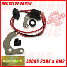 Austin Healey Sprite Electronic Ignition Conversion For Lucas DM2 Distributor