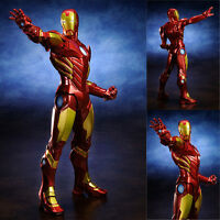 Marvel Comics - Iron Man Marvel Now Red Color Variant ArtFX+ Statue