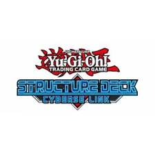 YU-GI-OH! STRUCTURE DECK: CYBERSE LINK * SDCL-EN015 Card Trooper