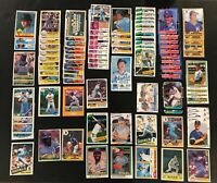 1980s Kansas City Royals 95 Card Lot, George Brett, Dan Quisenberry,C258