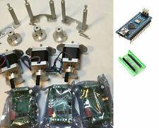Proxxon mf70 Kit Nema 23 Étape commande moteur tb6560 CNC